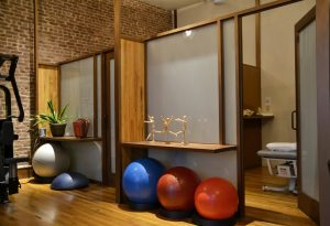 James Fowler Physical Therapy: Interior