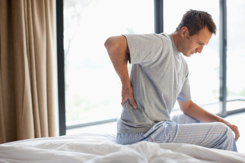 Reducing Back Pain