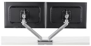 Herman Miller Dual Monitor Arm